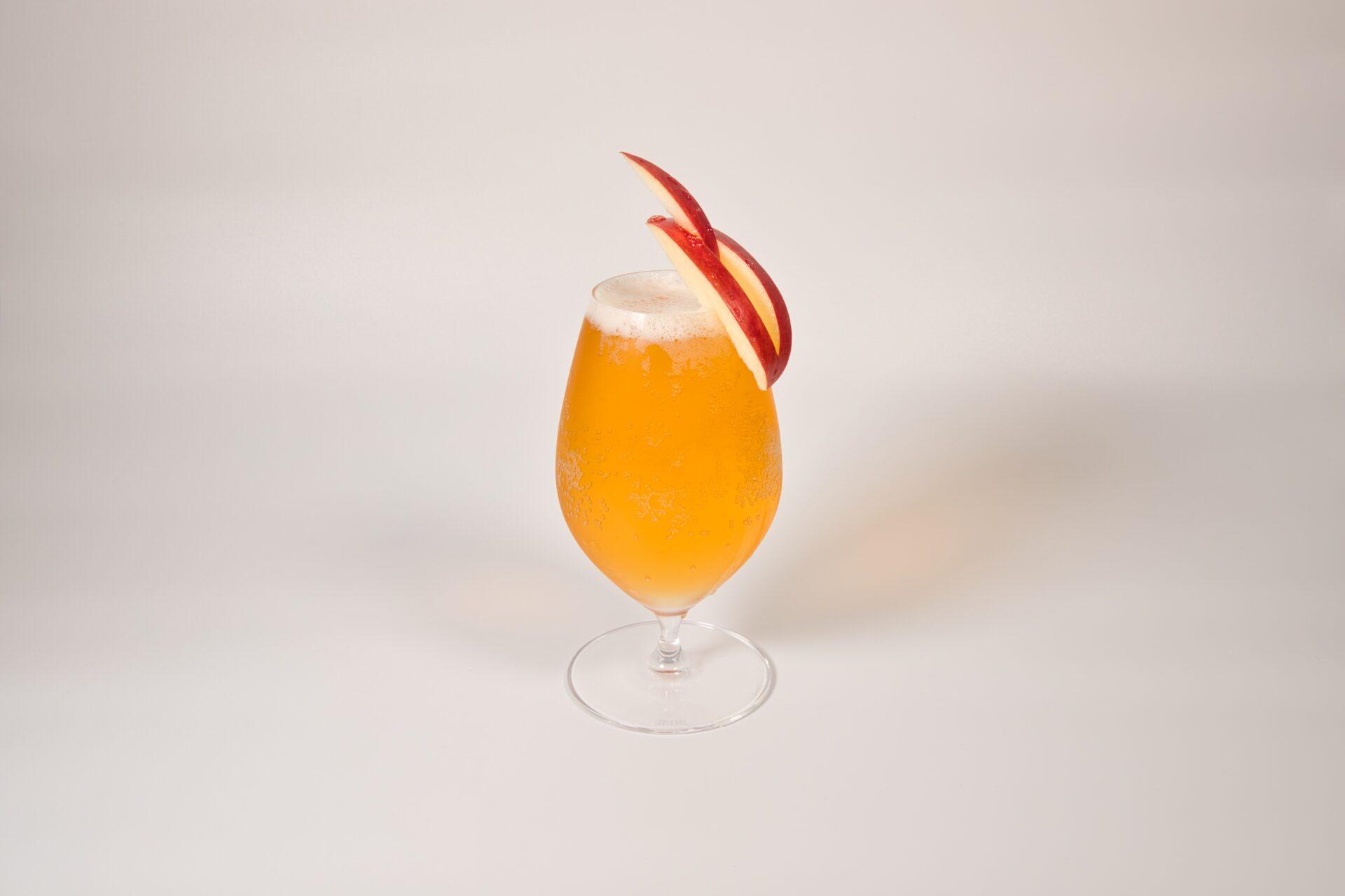 ノンアルコールりんごビール